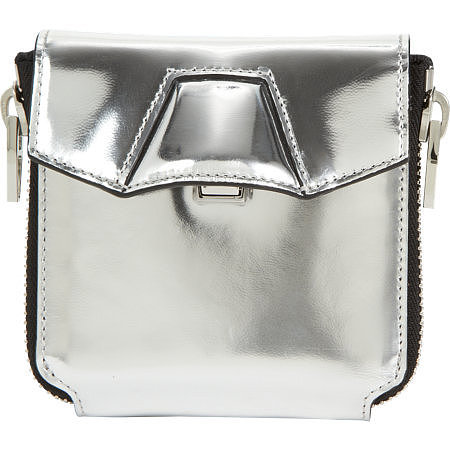 Alexander Wang Metallic Clutch