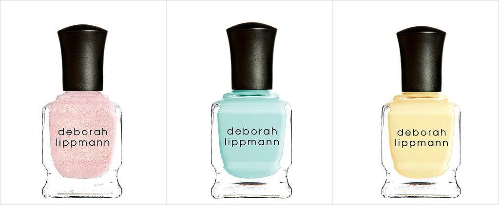 See Deborah Lippmann's New Dreamy, Creamy Spring Nail Polish Hues
