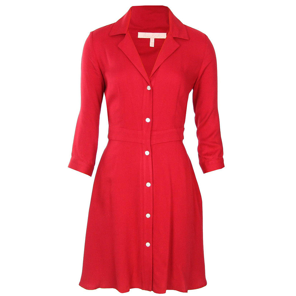 Button-Up Shirtdress