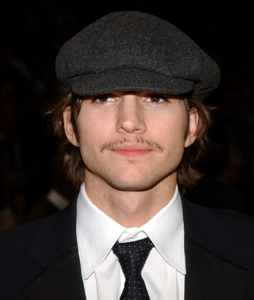 "Then this real-life mustache happened, and you were like, ""Hm."""