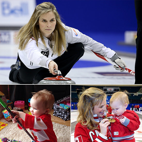 Jennifer Jones — Curling