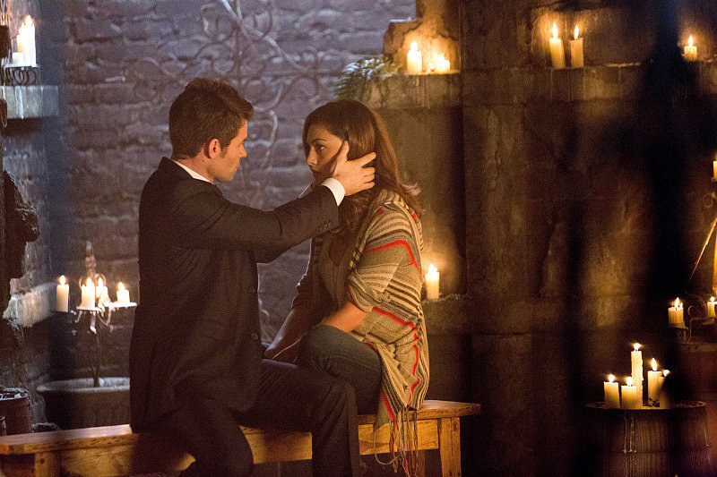Elijah and Hayley, The Originals