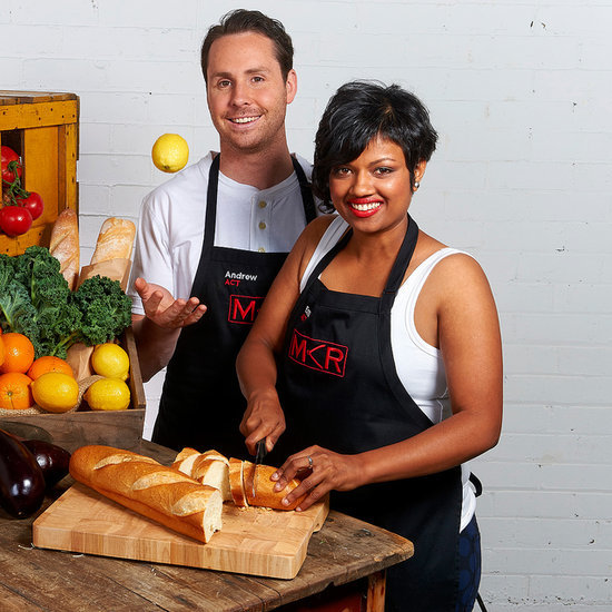 My Kitchen Rules Elimination Interview: Andrew and Emelia