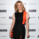 InStyle Pre-BAFTA Party Celebrity Fashion