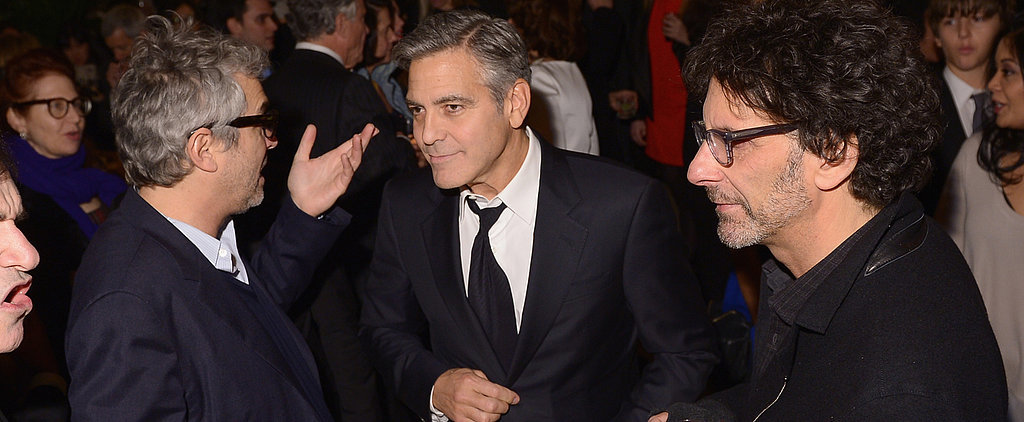 "No More ""Rowdy!"" Clooney Says His Partying Days Are Behind Him"