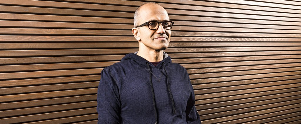 Meet Satya Nadella, Microsoft's New Man in Charge