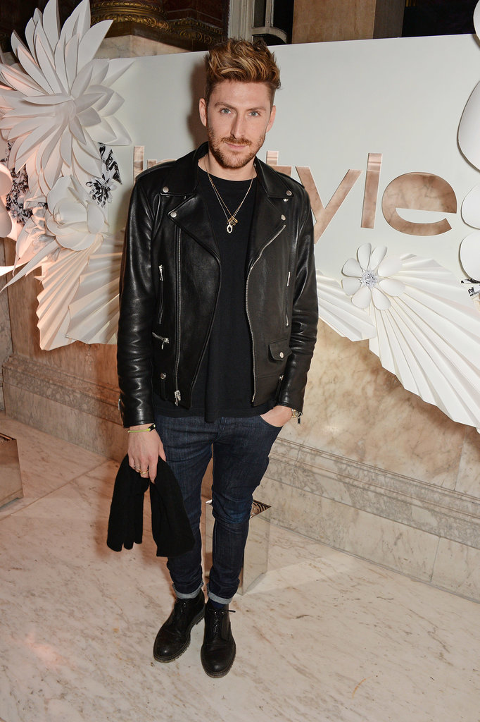 Henry Holland at InStyle's Best of British Talent celebration in London.