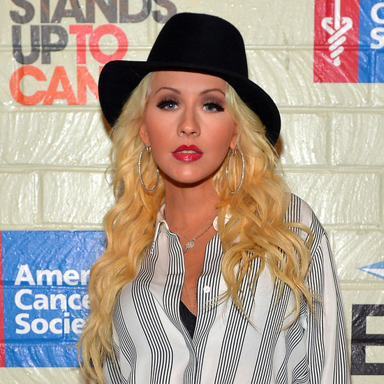 Christina Aguilera Is Pregnant With Second Child
