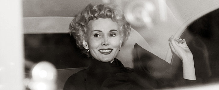 Happy Birthday, Zsa Zsa Gabor!