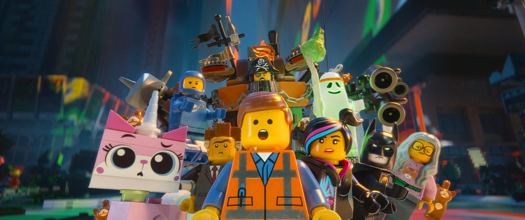 5 Reasons You'll Love The Lego Movie