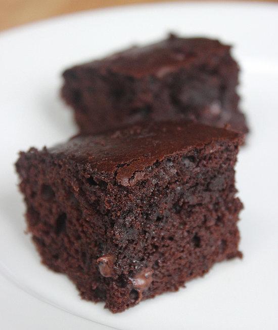 Slimmed-Down Brownies