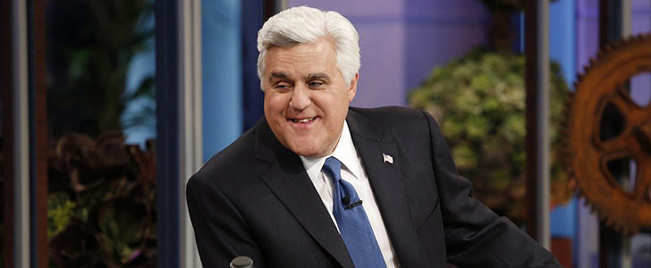 Speed Read: Jay Leno Tears Up While Saying Goodbye