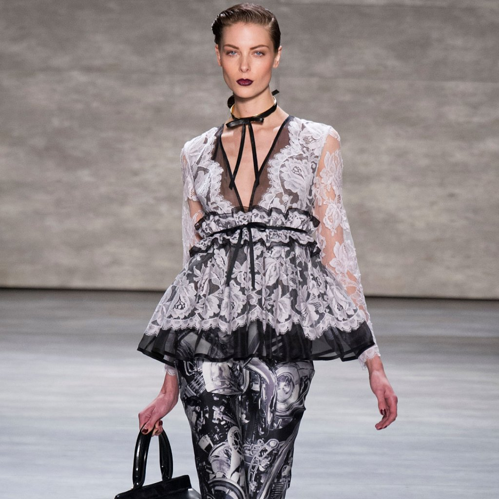 Zimmermann Fall 2014 Runway Show | New York Fashion Week