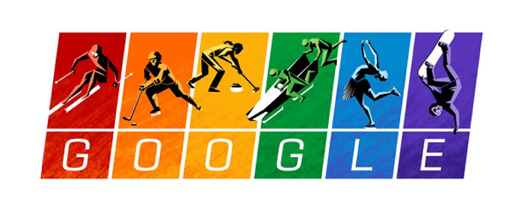 The Best Olympic Google Doodles the Internet Has Seen
