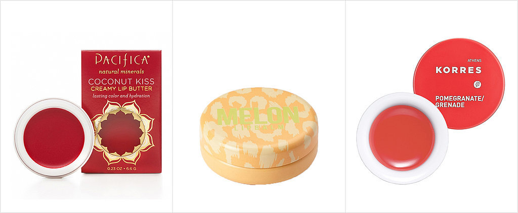 7 Flavored Lip Balms to Improve Your Valentine's Day Kiss
