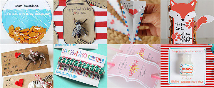 47 DIY Valentine's Day Cards Perfect For the Classroom Party