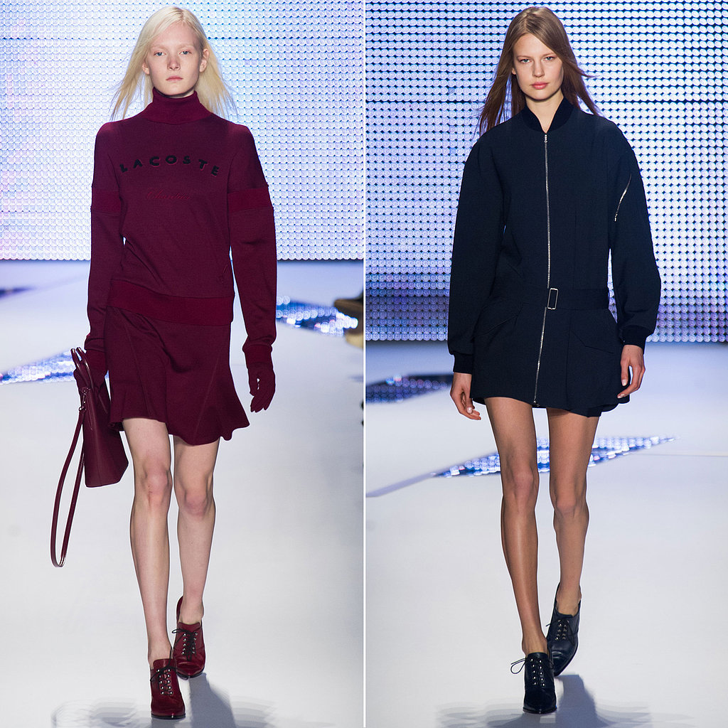 Start Embracing the Monochrome Look, Per Lacoste Fall 2014