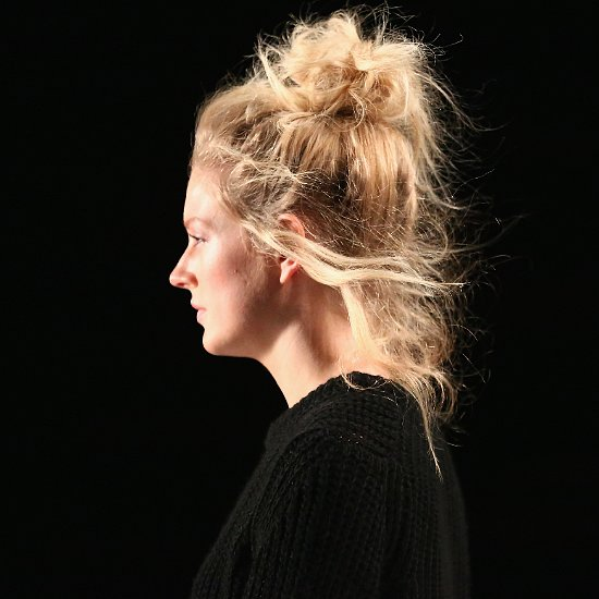 New Bun Hairstyles Ideas From New York Fashion Week