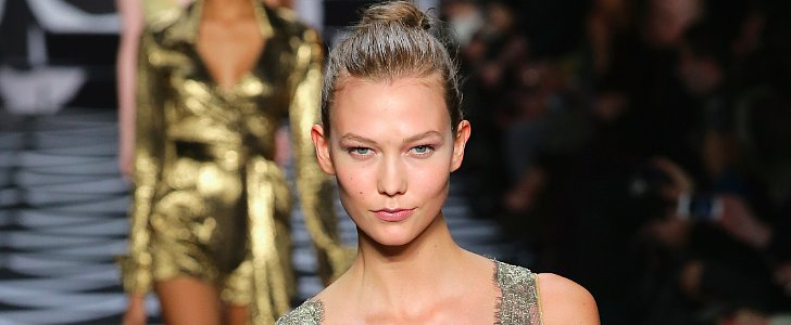 Karlie Kloss and Joan Smalls Look Party-Ready For DVF