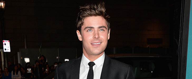 Let Zac Efron's Moonwalking GIFs Mesmerize You