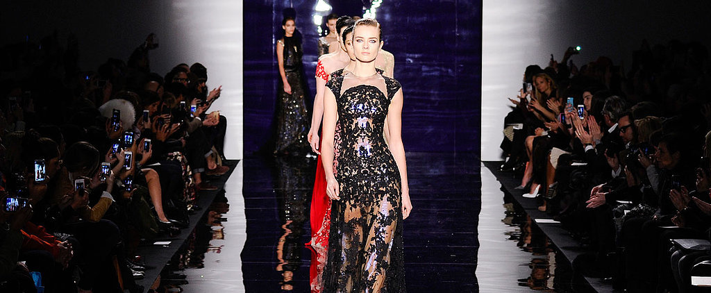 Reem Acra's Fall Collection Is Just Waiting For a Red Carpet