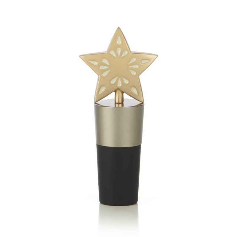 It's the little details that make a difference when you're entertaining guests — like this fun star bottle stopper ($4, originally $8).
