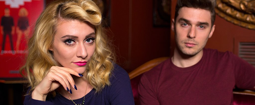 """We Made One Girl Faint!"" Karmin's Nick and Amy Talk Tour Surprises"