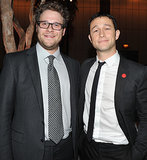 Seth Rogen and Joseph Gordon-Levitt are reteaming for an untitled Christmas comedy. Their 50/50 director, Jonathan Levine, will direct.