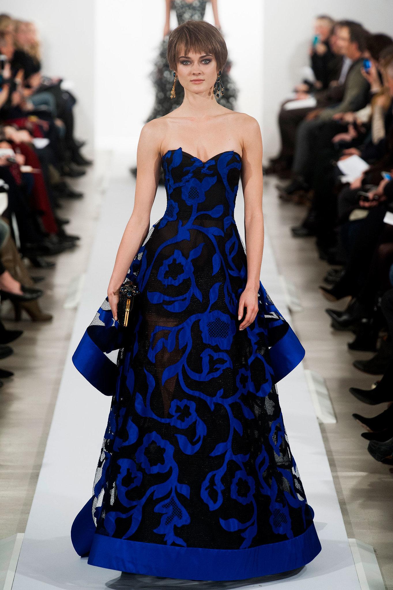 If these oscar de la renta dresses could talk popsugar fashion
