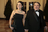 Julia Louis-Dreyfus Hangs With the Real Veep at the State Dinner