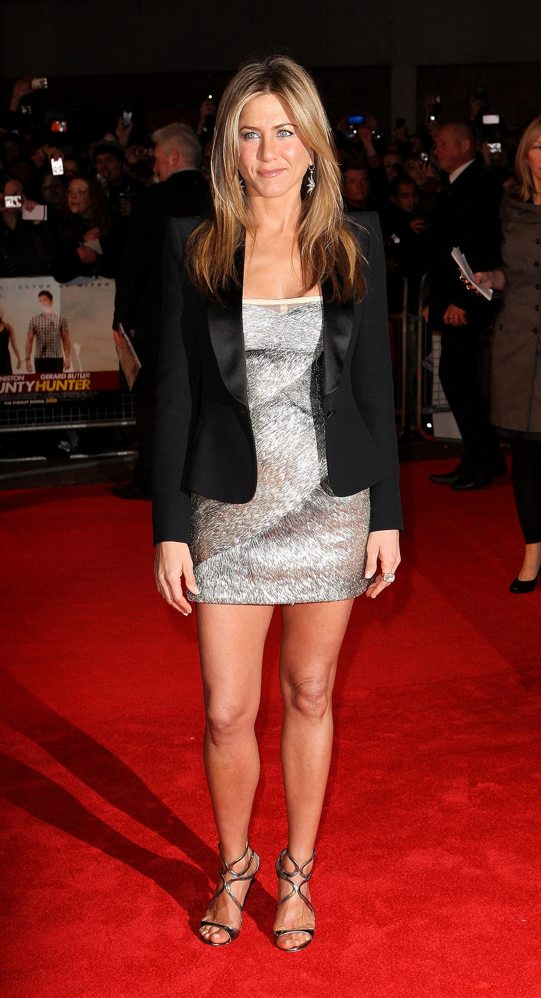 Jennifer Aniston Red Carpet Style How Jennifer Aniston