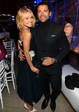 Kelly Ripa and Mark Consuelos made a good-looking pair.