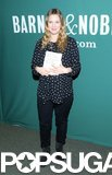 Drew Barrymore attended an NYC book signing for her new tome, Find It in Everything, on Monday.