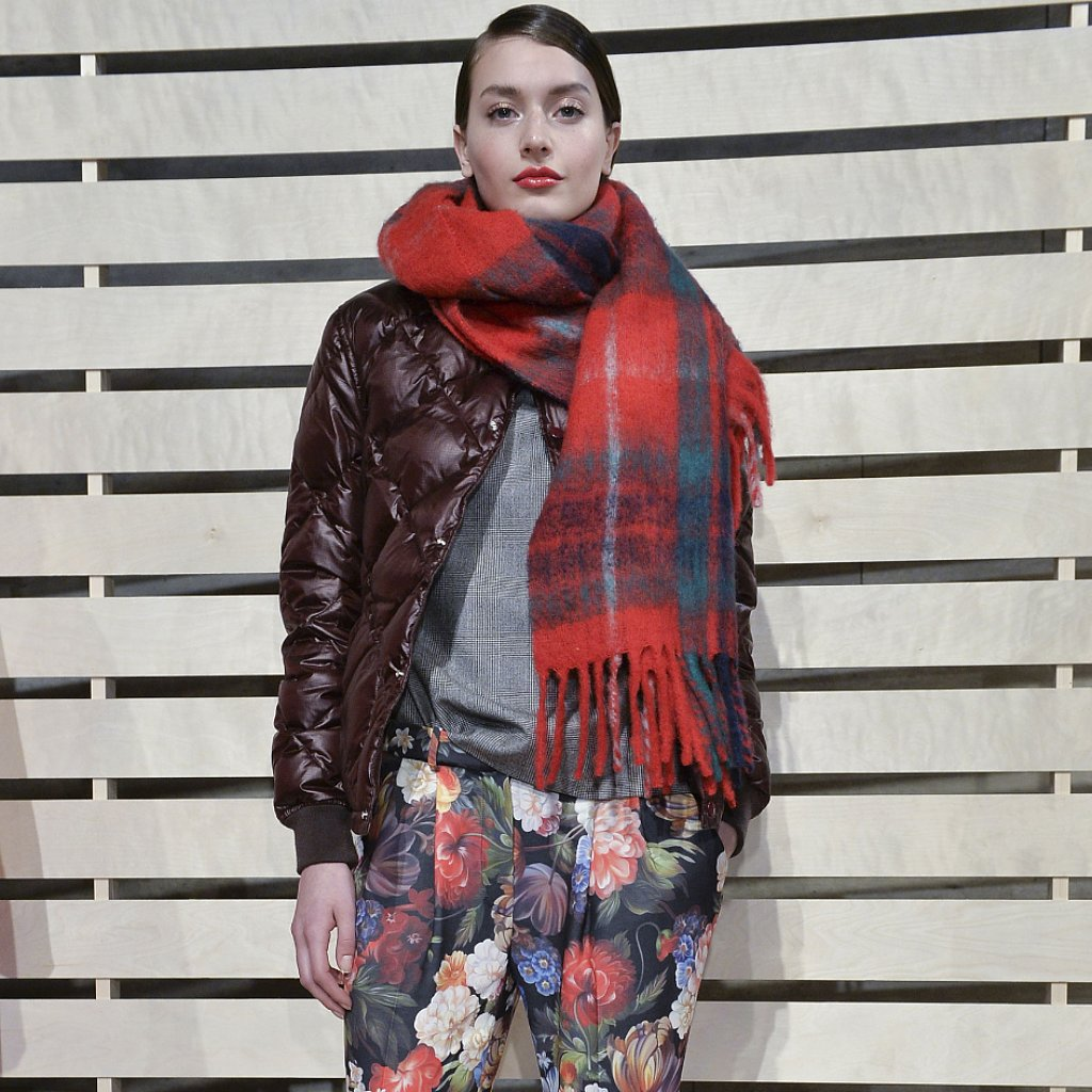 J.Crew Fall 2014 Runway Show | New York Fashion Week