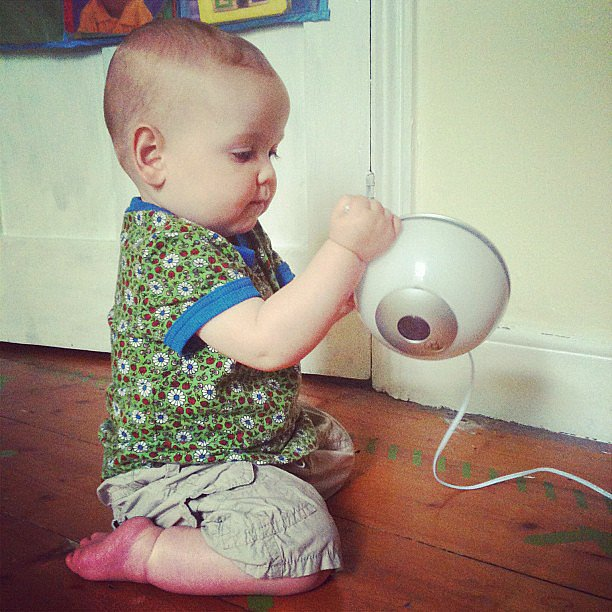 Baby-Monitor Cords