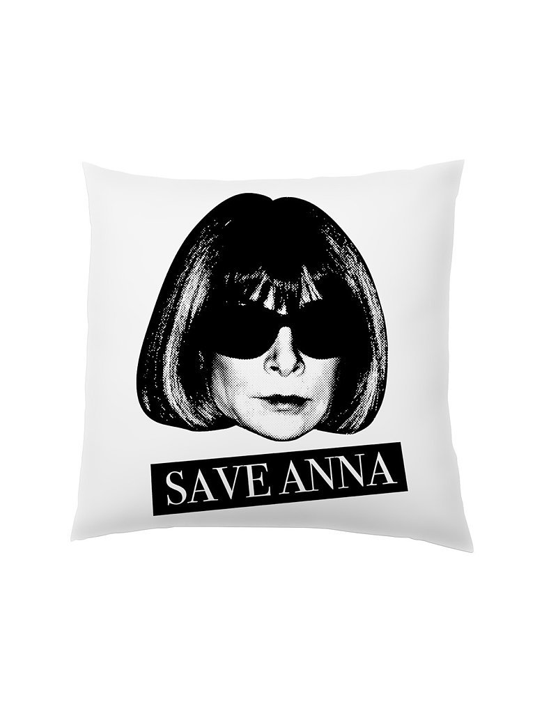 Get a little cheeky with this fun Save Anna pillow ($66, originally $80).