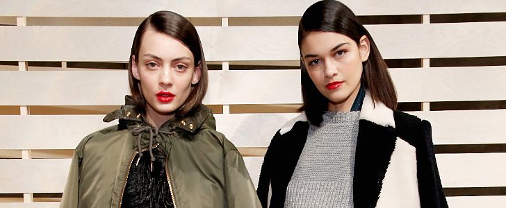 J.Crew's Fresh-Face Girl Wears the Punchiest Red Lip Yet