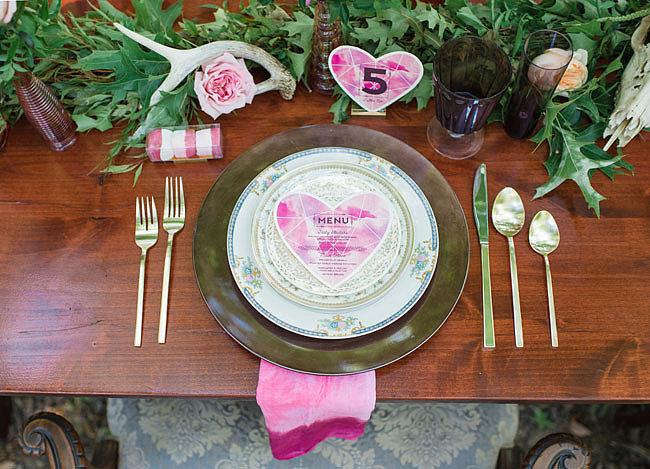 Table Menus