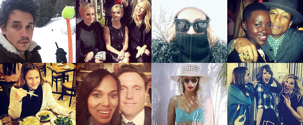 Front Row or in the Snow, These Are the Week's Cutest Candids