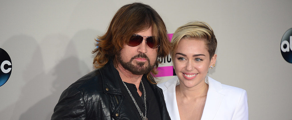 Speed Read: Billy Ray Must Be Taking Cues From Miley Cyrus