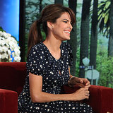 Eva Mendes Interview on The Ellen Show | February 2014