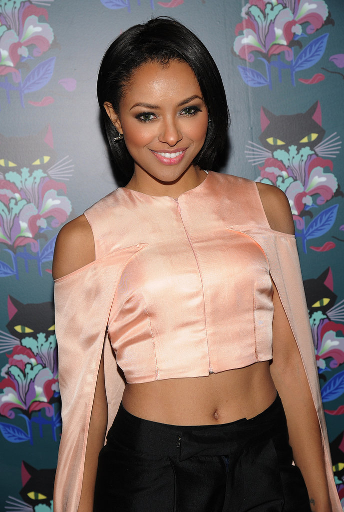 Kat Graham at the Miu Miu Party