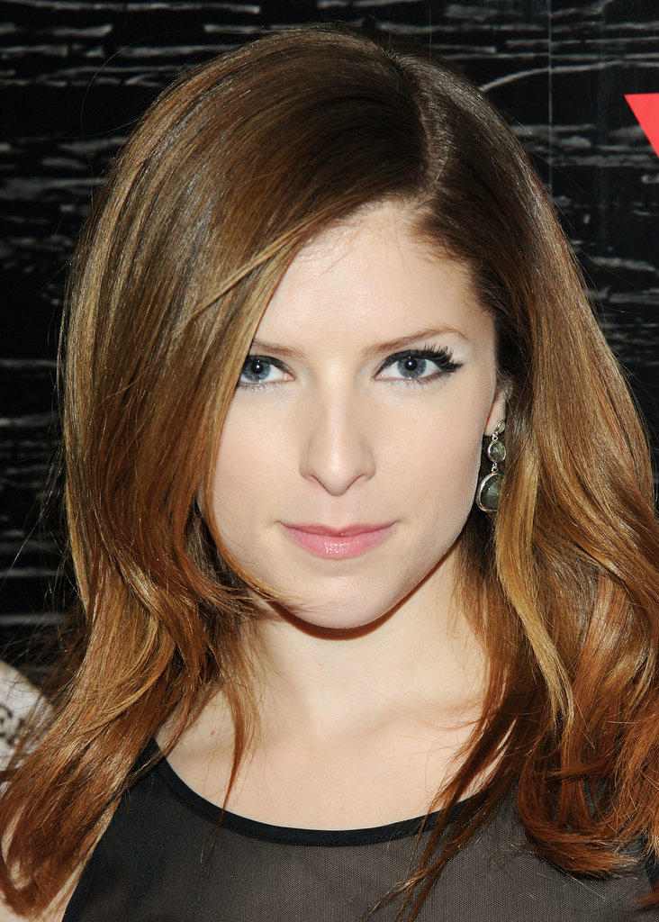Anna Kendrick at Guess