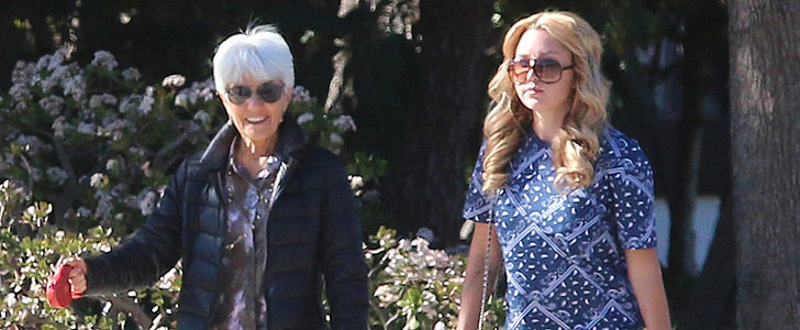 Amanda Bynes's Mother Praised by Judge