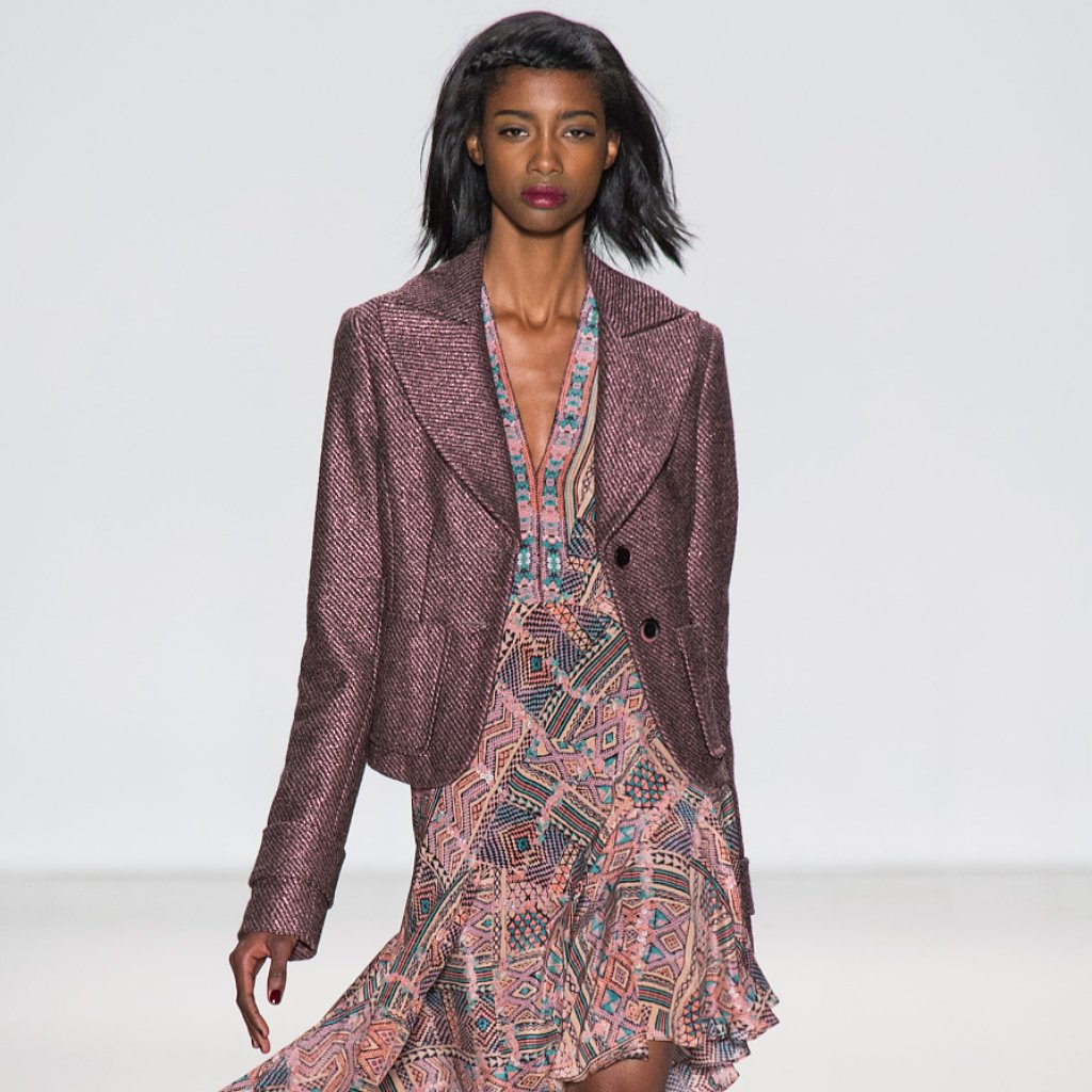 Nanette Lepore Fall 2014 Runway Show | NY Fashion Week