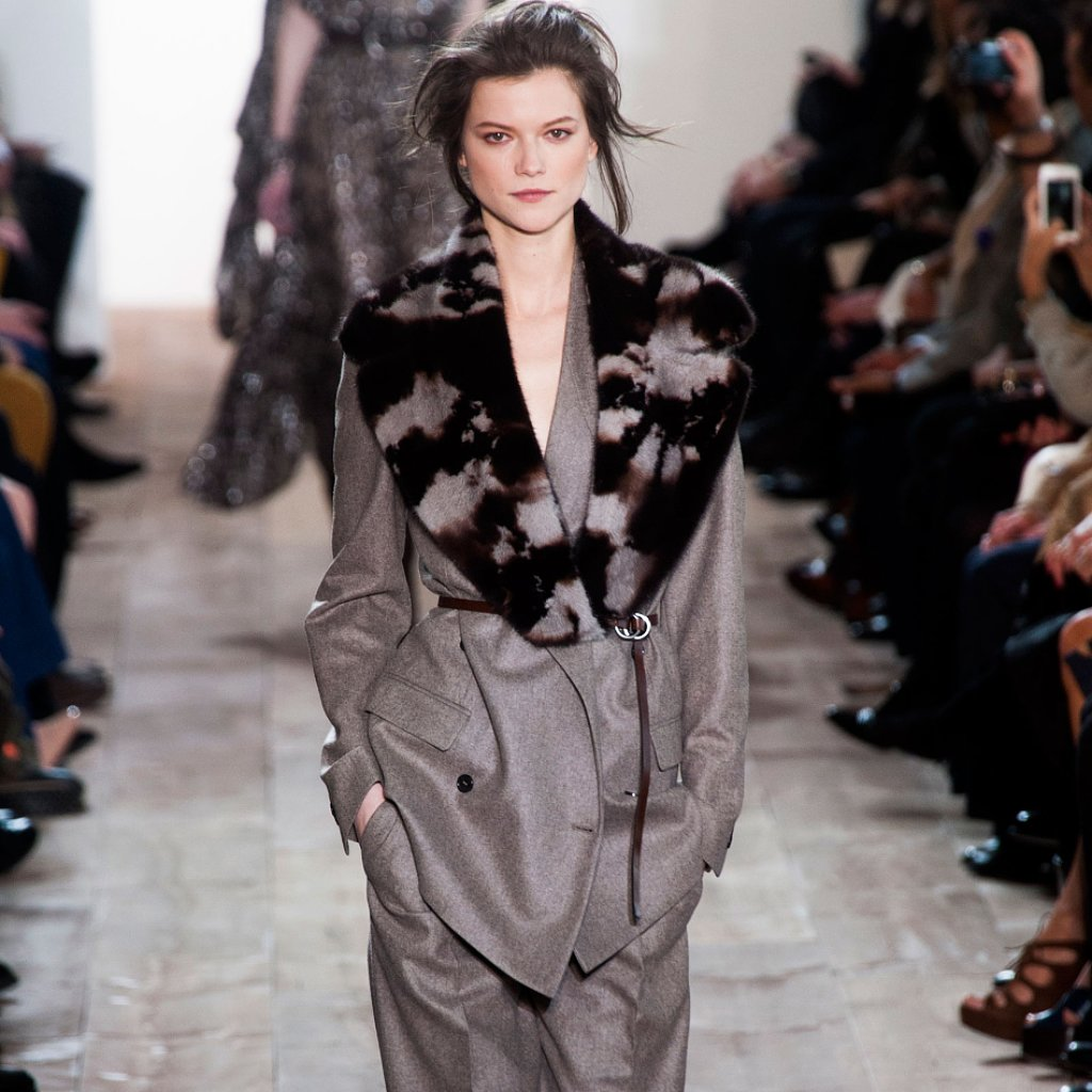 Michael Kors Fall 2014 Runway Show | NY Fashion Week