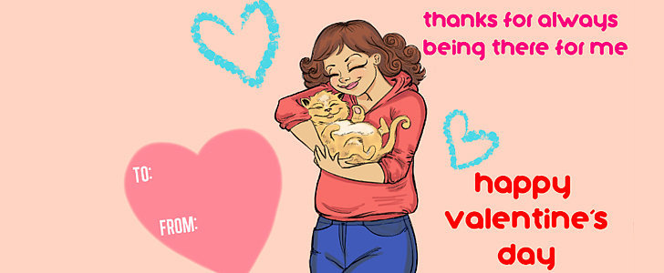 Awkward Valentines For Single Ladies