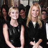 Celebrity Front Row 2014 New York Fashion Week: Lara Bingle
