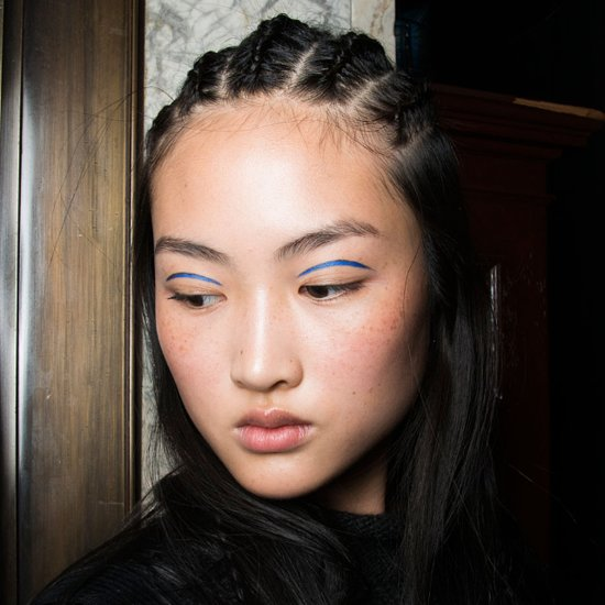 Cornrows at Marchesa New York Fashion Week