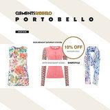 Portobello by Clements Ribeiro Discount Code